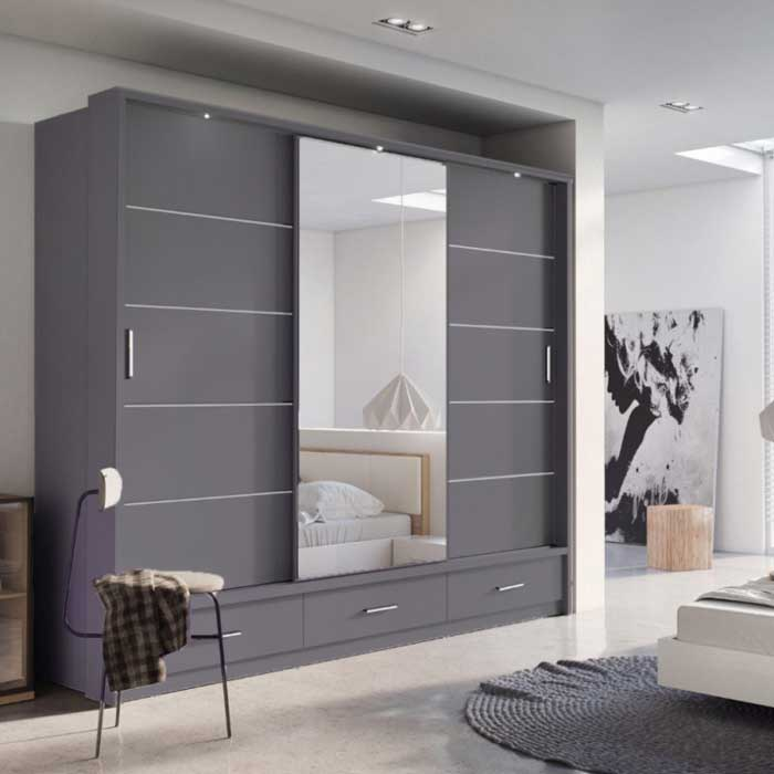 custom wardrobes design Melbourne