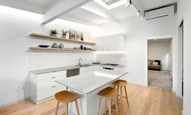kitchen renovation & redesign services